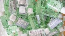 Ils achètent 17000 flacons de gel hydroalcoolique et vont le regretter