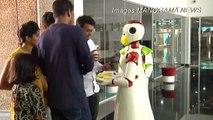 Inde: des robots pour lutter contre la propagation du coronavirus