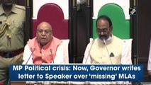 MP Political crisis: Now, Governor writes letter to Speaker over 'missing' MLAs