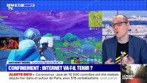 Confinement: Internet va-t-il tenir ? - 18/03