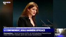 """Regrets d'Agnès Buzyn: """"L'heure est à l'union nationale"""", répond Marlène Schiappa"""