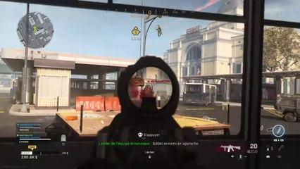 Call of Duty: Modern Warfare : Des kills, et un top 1 ?!