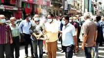 इंदौरः शवयात्रा में अनूठा संदेश, कोरोना बचाव के लिए स्वजन ने लगाया मास्क