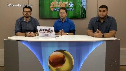 Diário Esportivo falando sobre o campeonato paraibano - 16/03/2020
