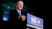 US elections 2020: Joe Biden's victory across three states