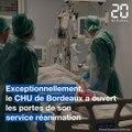Coronavirus à Bordeaux : Au coeur de l'unité Covid-19, au service réanimation du CHU Pellegrin