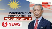 Covid-19: Just stay at home to protect yourselves, PM tells Malaysians