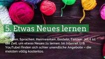 Ausgangssperre in Tirol: 10 Anti-Langeweile-Tipps für daheim