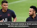 Coronavirus - Neymar et Thiago Silva sont rentrés au Brésil