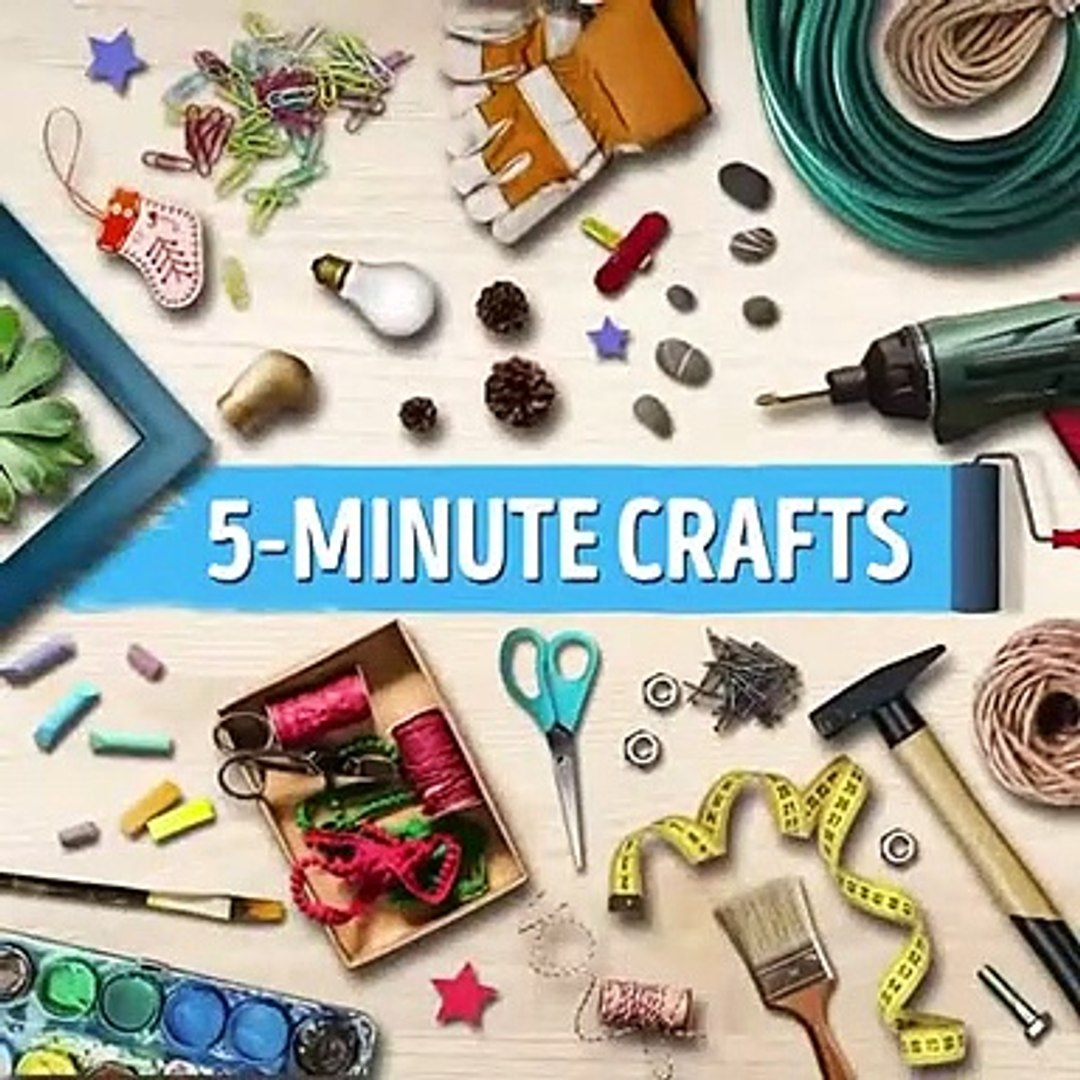 5-Minute Crafts Intro #5-Minute Crafts - video Dailymotion