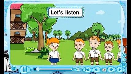 สื่อการเรียนการสอน Hello ป.3 ภาษาอังกฤษ