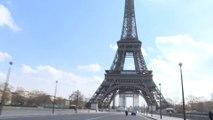 Confinement: à paris, les rues sont vides
