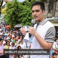 Vico Sotto urges nat'l gov't to allow tricycles during coronavirus lockdown