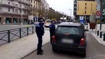"""Confinement et contrôles de la police municipale à Thionville : """" Restez chez vous"""""""