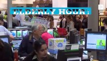 'Elderly hour', when some supermarkets open only for older people