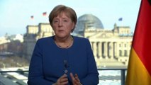 Angela Merkel s'est adressée aux Allemands pour les alerter sur la crise sanitaire du coronavirus