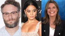 Vanessa Hudgens Responds to Coronavirus Comments Backlash, Savannah Guthrie Films 'Today' From Home & More | THR News