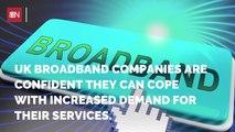 UK Broadband During Coronavirus Shut In