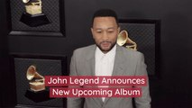 John Legend Has New Music On The Way