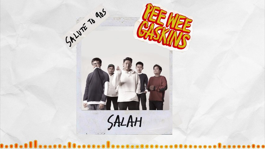 Pee Wee Gaskins - Salah