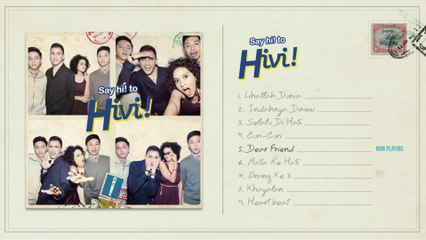 Hivi! - Dear Friends