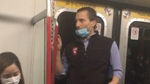Video of Hong Kong hedge fund manager wiping 'licked' finger on MTR handrail outrages internet