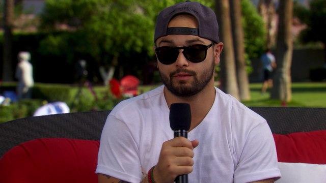 Gazzo - Coachella Interview