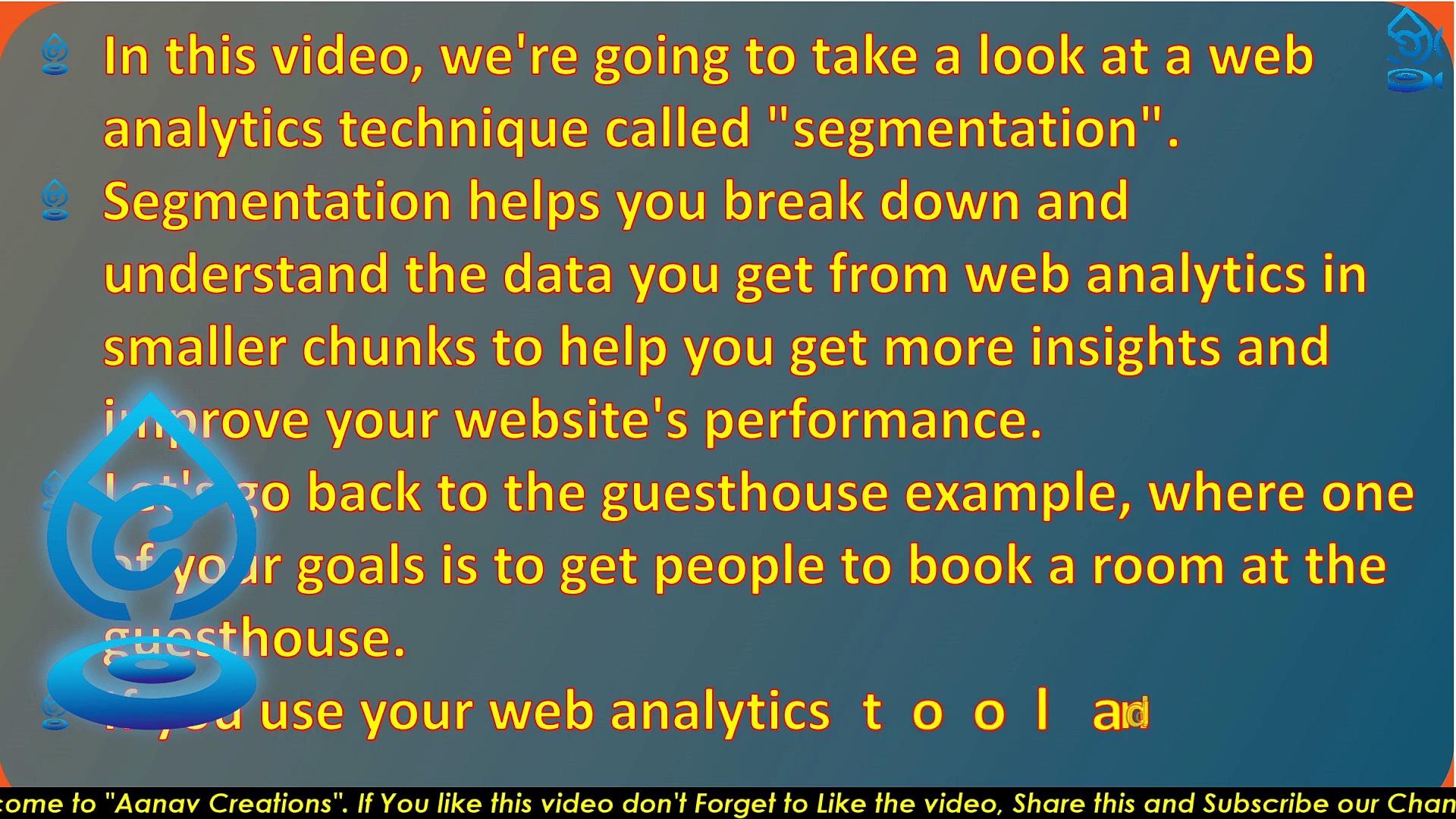 Breaking down your data for insights | Digital Marketing | Class 88 |  @Aanav Creations   @Technical Maanav