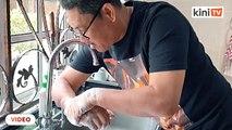 MB Perak kongsi cara cuci tangan dengan betul