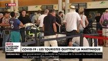 Coronavirus : les touristes quittent la Martinique pour éviter le confinement