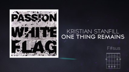 Passion - One Thing Remains
