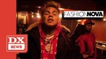 Tekashi 6ix9ine Reportedly Sued By Fashion Nova For $2.25M