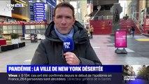 La ville de New York se vide à son tour à cause du coronavirus