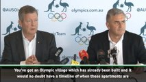 Postponing Tokyo 2020 is difficult - Australian Olympic Chief