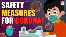 Safety Measures For CORONAVIRUS | Coronavirus Outbreak | Pandemic | Dr Binocs Show | Peekaboo Kidz