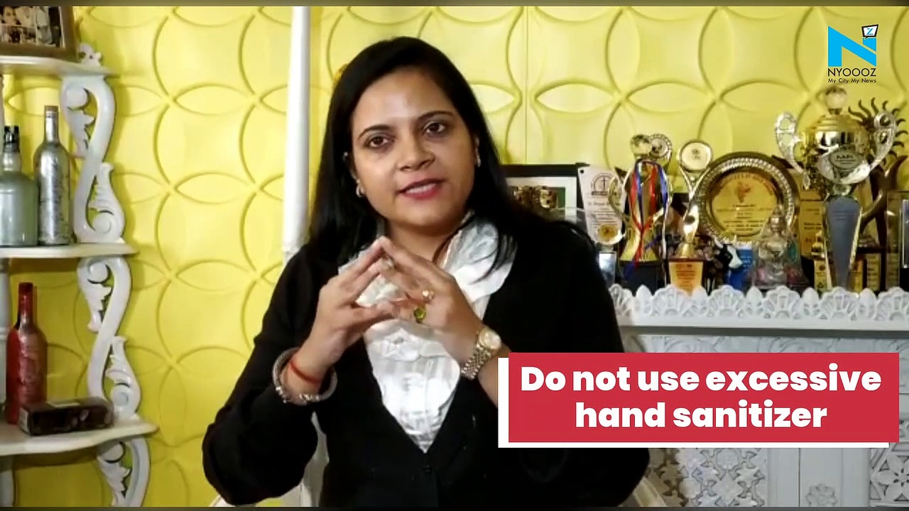 Follow these 3 rules for maximum prevention from #Coronavirus by Dr. Deepali Bhardwaj