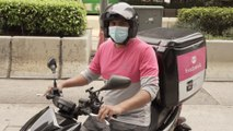 Hong Kong Coronavirus: Food delivery services keep locals fed during Covid-19 pandemic