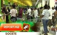 Coronavirus: Les populations ont peur, les supermarchés vidés
