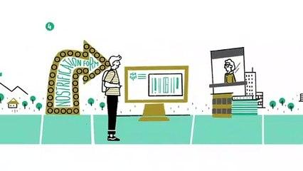 DINKSY - whiteboard animation for VŠB