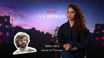 L'interview Perso d'Oulaya Amamra de la série Netflix Vampires