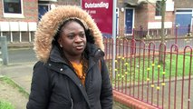 Parents react to school closures