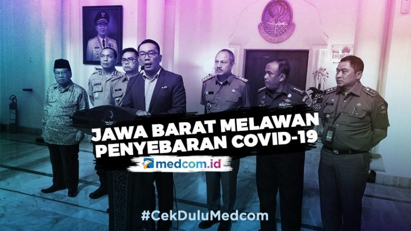 Jawa Barat Melawan Penyebaran Covid-19 – Highlight Primetime News Metro TV