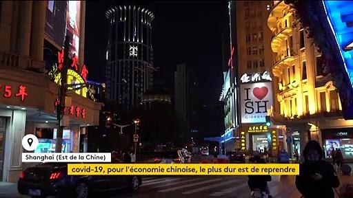 Coronavirus : en Chine, le travail reprend partout sauf à Wuhan