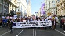 El TJUE falla contra la perpetuidad de los contratos de interinos en España