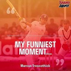 Marcus Trescothick - Karaoke in Lahore