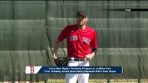 Chris Sale Begins Throwing Program; Will Face Hitters In Early April