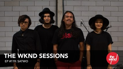 Satwo - The Wknd Sessions Ep. 119 (full performance)