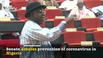 COVID-19: Senators should stop traveling abroad, Senator Sekibo pleads