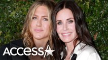 Courteney Cox Reveals 'Friends' Cast Has Only Hung Out Twice In The Last 16 Years