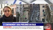 Coronavirus: un confinement prolongé en Italie